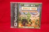 Army Men World War Final Front - PS1 Playstation Complete